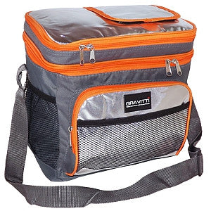 "Gravitti Cooler Bag With Top Access Panel 11"" X 8"" X 11"""