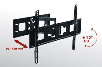 "Gravitti 32""-65"" Articulating Tv Wall Mount"
