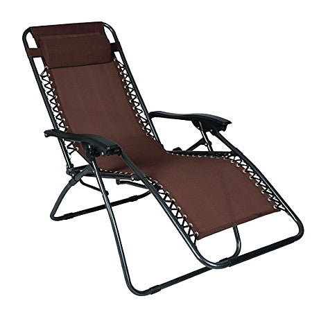 Gravitti Zero Gravity Chair-Brown
