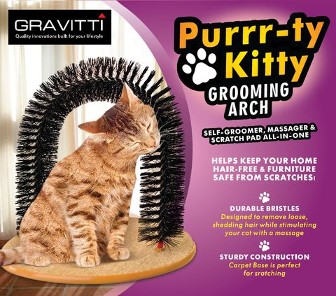 Gravitti Purrfect Arch Cat Toy