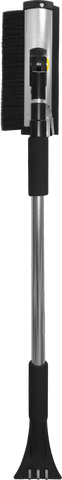 "Arctic Sky Telescopic Snow Brush 35""-57"" With Ice Scraper"
