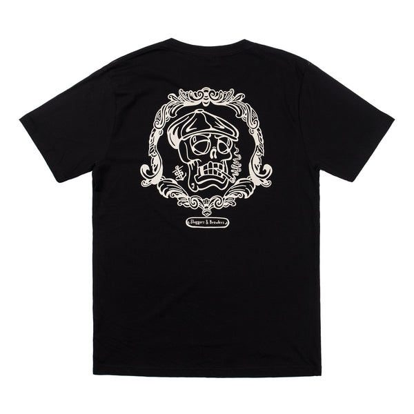 SLUGGERS & BRAWLERS T SHIRT - BLACK