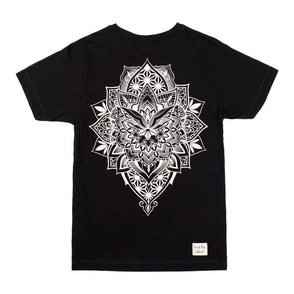 BUTTERFLY EFFECT T SHIRT - BLACK