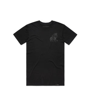 SNAKE PIT BLACK T-SHIRT