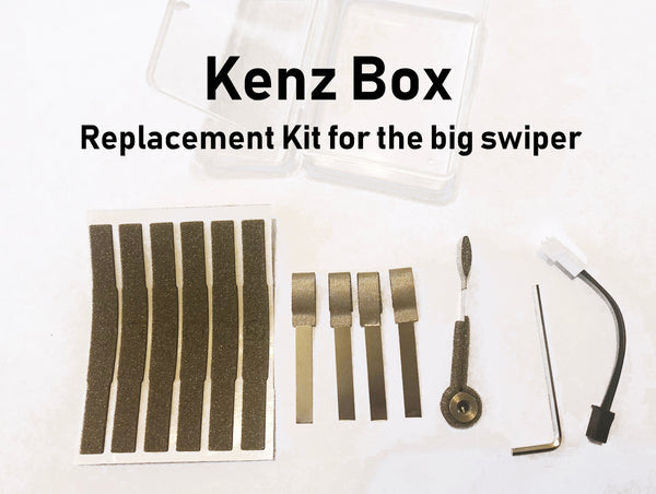 Mesh foam kit replacement for the (Big Swiper)