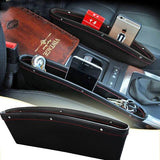 Set Of 2 Car Storage Pocket Organizers
