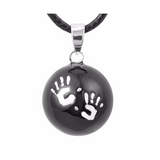 Harmony Pregnancy Ball Pendant Necklace