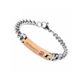 Couples Beauty & Her Beast Bracelet Set