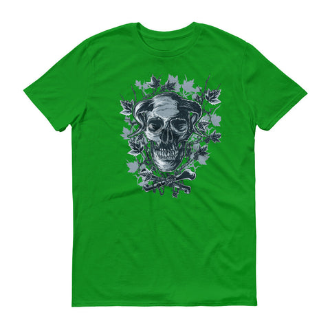 The Horned Skull Short Sleeve T-Shirt