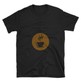 quilter powered by coffee Short-Sleeve Unisex T-Shirt