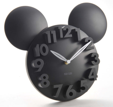 3D Big Ear Mouse Clock