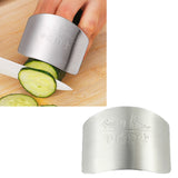 Stainless Steel Kitchen Finger Cutting Guard