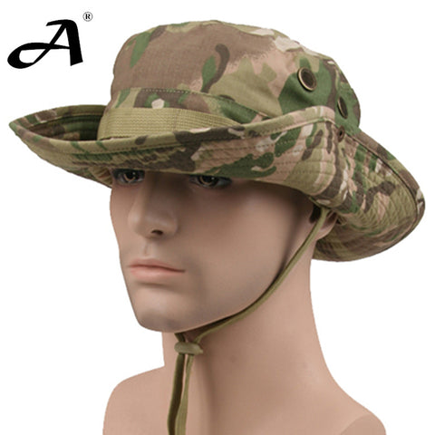 TACTICAL SNIPER CAMOUFLAGE BOONIE HATS