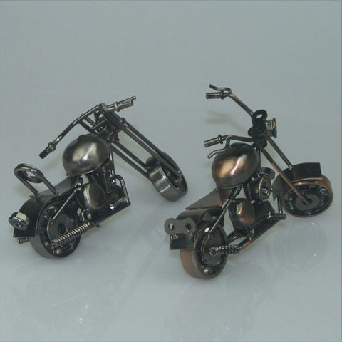 Harley Motorcycle Sculptures