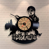 Harry Potter Themed Wall Clock