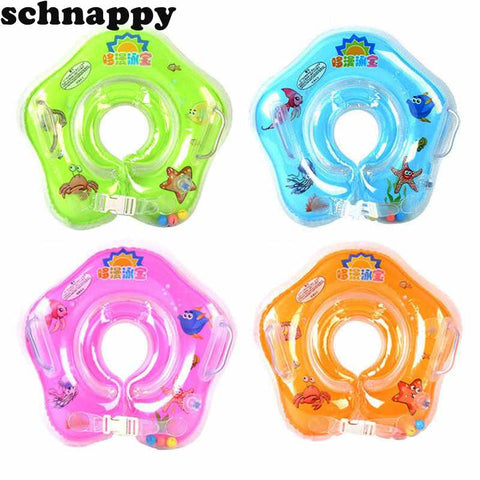 Baby Swimming Neck Ring, Baby Tube Ring, Safety Neck, Float Circle, Inflatable