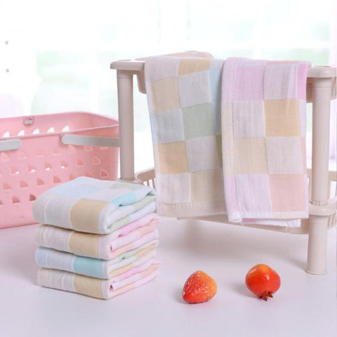 Baby Bath Beach Towel, Washcloth/Printed Baby Towel 25/25CM