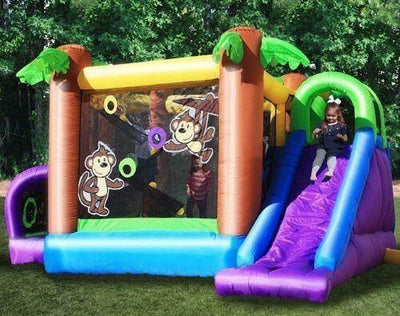 Benefits of bounce houses for kids