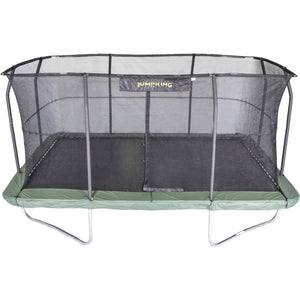 10'x15' Rectangle Trampoline with Enclosure