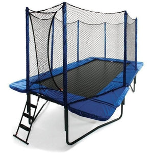 10x17 Rectangle StagedBounce Trampoline with Enclosure