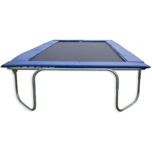 10x17 Rectangle Texas Star Trampoline