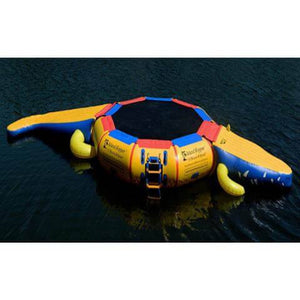 15' Gator Water Park - Water Bouncer Set