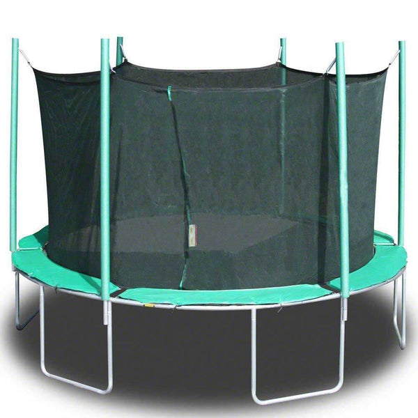 13'5 SportsTramp Extreme Round Trampoline with Detachable Cage-KidWise-YardKid