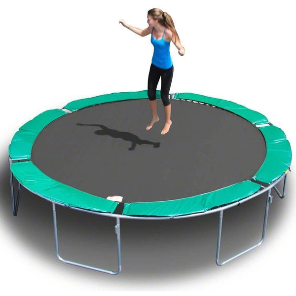 13'6 Magic Circle Round Trampoline-KidWise-YardKid