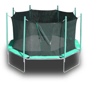 16' Magic Circle Octagon Trampoline with Enclosure
