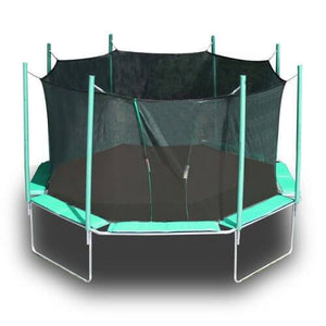 16' SportsTramp Extreme Octagon Trampoline with Detachable Cage
