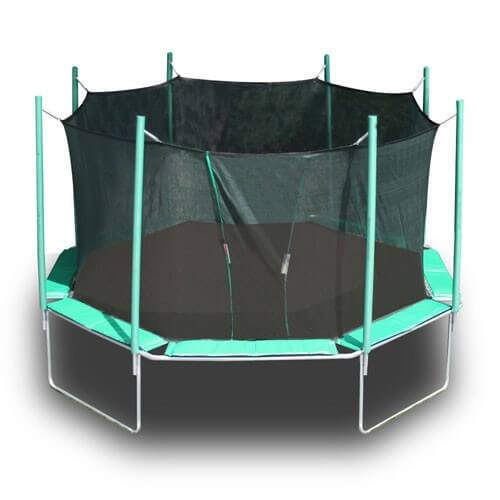 16' SportsTramp Extreme Octagon Trampoline with Detachable Cage-KidWise-YardKid