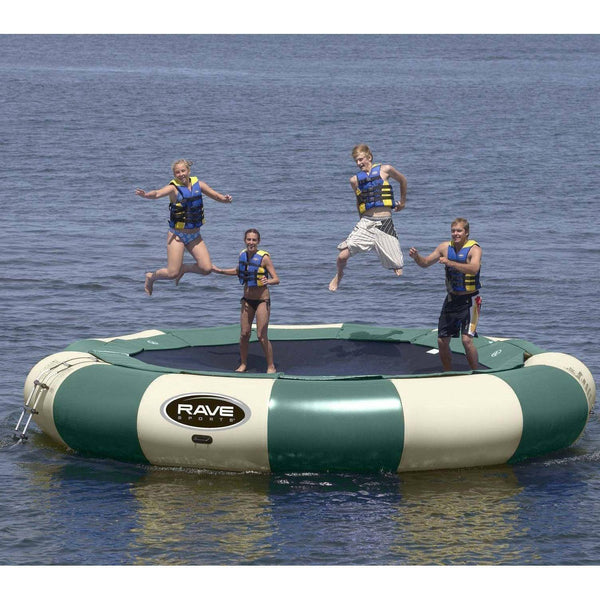 20' Aqua Jump Eclipse 200 in Northwoods-RAVE Sports-YardKid