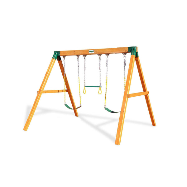 3 Position Swing Station-Gorilla Playsets-YardKid