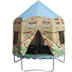 7.5u0027 Tr&oline Camo Cover  sc 1 st  YardKid & Shop Bazoongi Trampolines and Playhouses at YardKid
