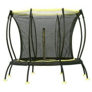 8' Atmos Round Trampoline with Enclosure
