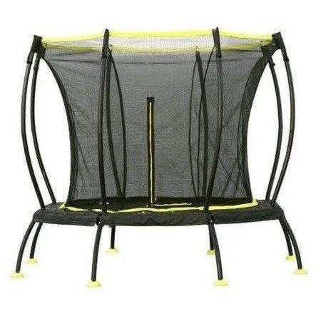 8' Atmos Round Trampoline with Enclosure-SkyBound-YardKid
