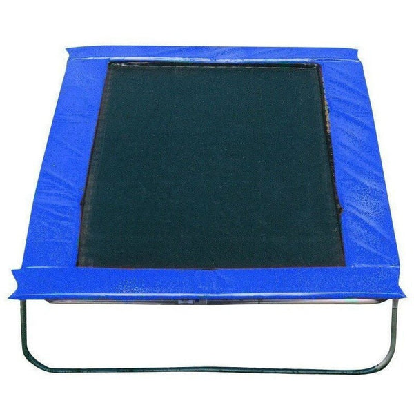 8x13 Kids Delight Rectangle Trampoline-Texas Trampoline-YardKid