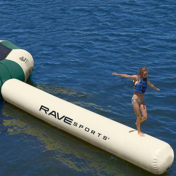 Aqua Log Water Trampoline Attachment, Large, Northwoods-RAVE Sports-YardKid