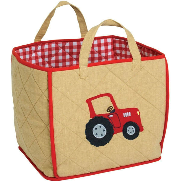 Barn Toy Bag-Win Green-YardKid