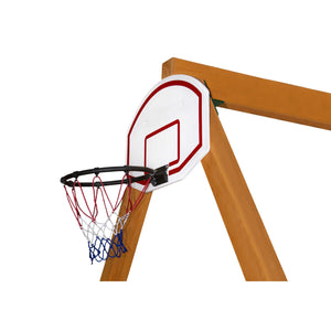 Basketball Hoop for Swing Set