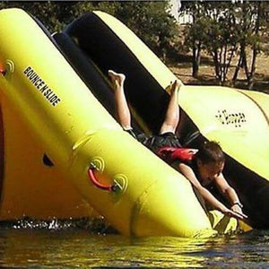 Bounce N Slide Water Trampoline Slide Attachment