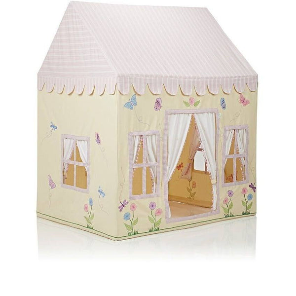 Butterfly Cottage Playhouse-Win Green-YardKid