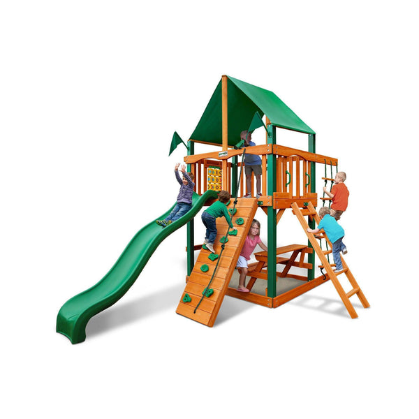 Chateau Tower Various Options By Gorilla Playsets