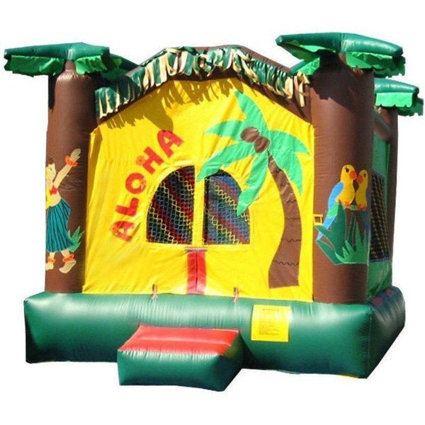 Commercial Aloha Bounce House-Happy Jump-YardKid