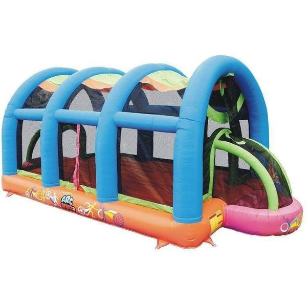 Commercial Arc Arena II Sport Bounce House-KidWise-YardKid