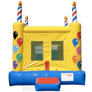 Commercial Birthday Cake 2 Bounce House