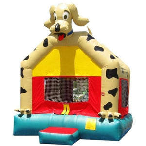 Commercial Dog Bounce House