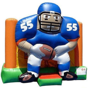 Commercial Football Bounce House 13x13