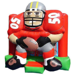 Commercial Football Bounce House 15x15