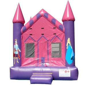 Commercial Princess Castle Bounce House